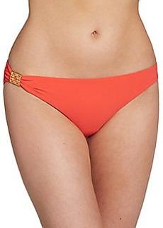 Natori Solid Bikini Bottom