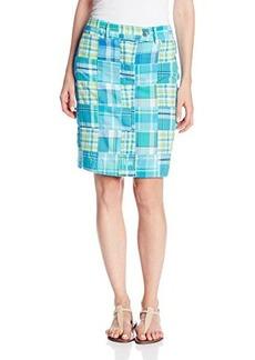Jones New York Women's Extend Tab Slim Skirt