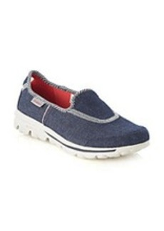 "Skechers® GOwalk™ ""Heritage"" Casual Shoes - Navy"