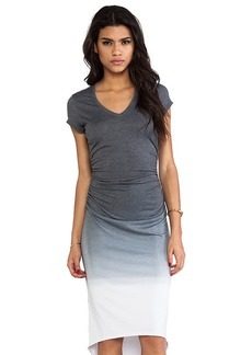 Saint Grace Abbey Sunset Jersey Dress in Gray