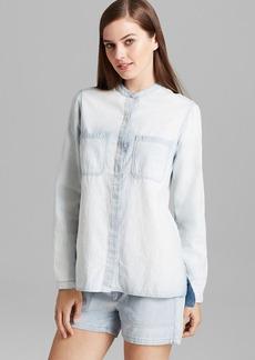 Vince Shirt - Chambray Patch Pocket