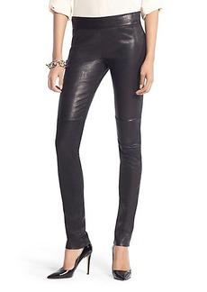 Kristen Stretch Leather Leggings