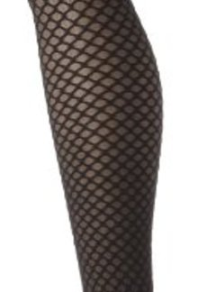 Hue Women's Faux Fishnet Tight