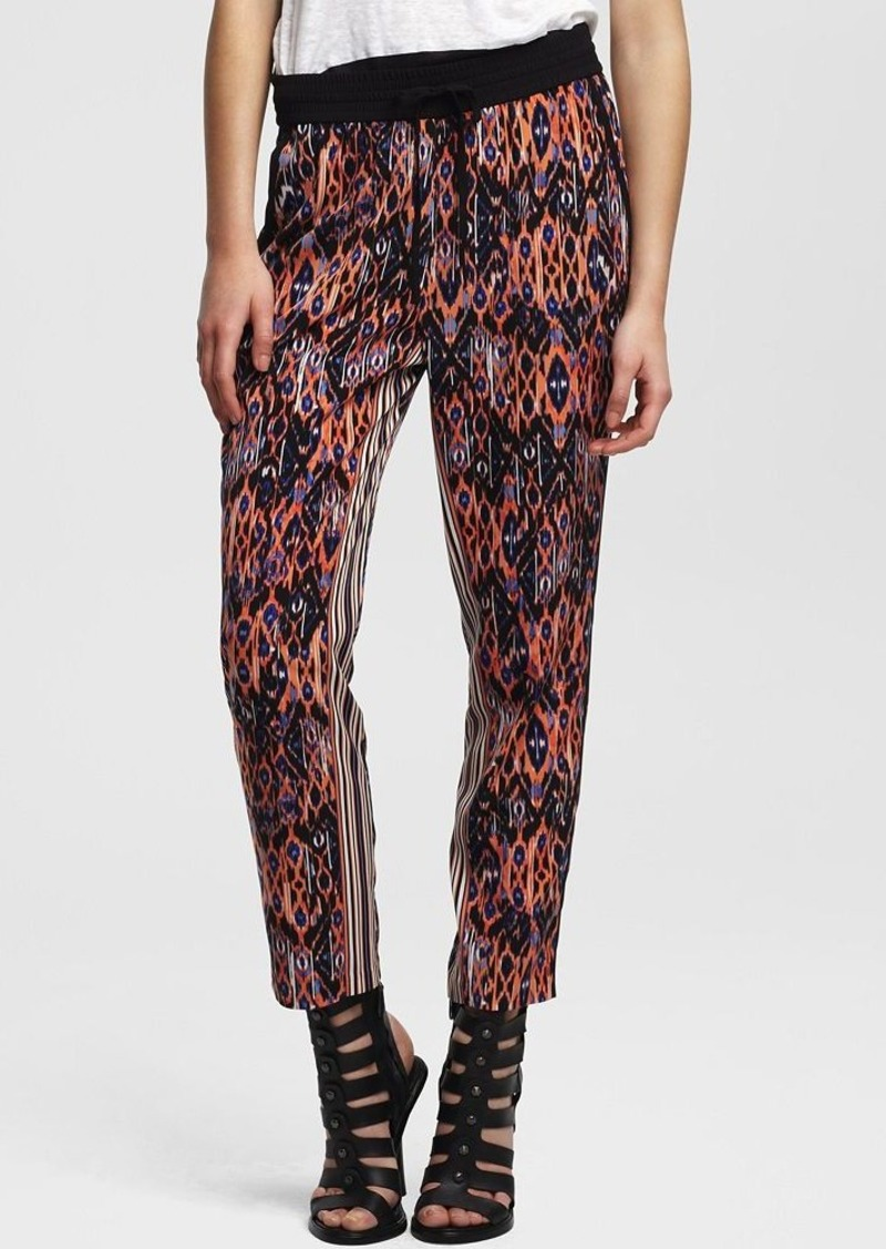 Kenneth Cole New York Brody Printed Pants