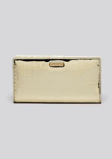 kate spade new york Wallet - Fancy That Stacy Metallic Continental