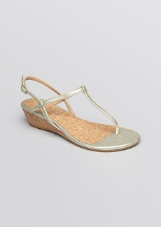 Splendid Thong Sandals - Edgewood Demiwedge