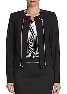 Calvin Klein Zip-Detailed Jacket