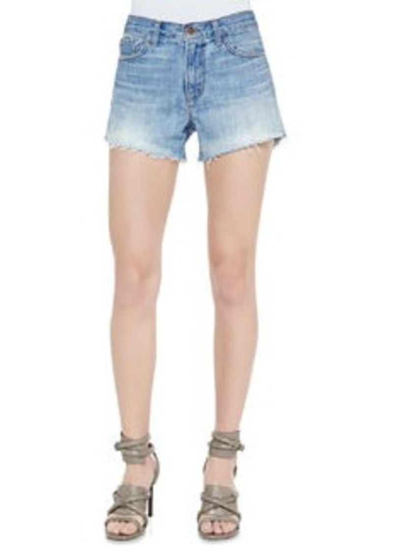 Carly Reflection Denim Shorts   Carly Reflection Denim Shorts