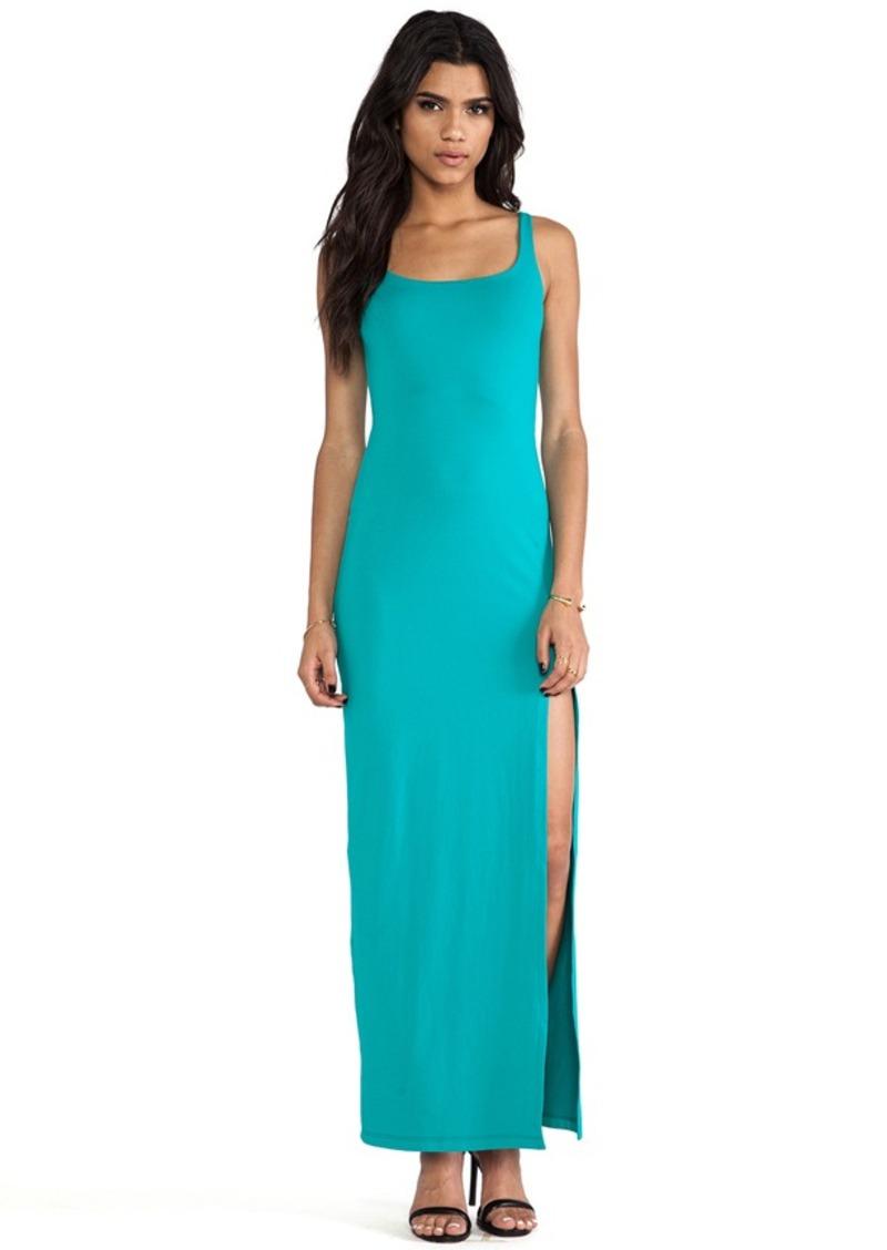 Susana Monaco Phoebe Maxi Dress in Teal