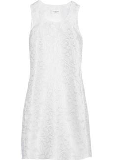 Jill Stuart Maya organza-jacquard dress