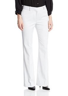 Anne Klein Women's Sateen Modern Suit Pant