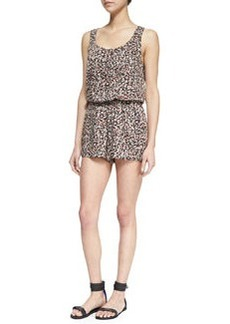 Ella Moss Wildflower Sleeveless Printed Jumpsuit