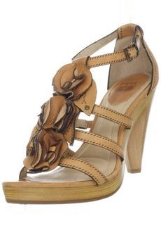 FRYE Women's Janna Flower T-Strap Sandal