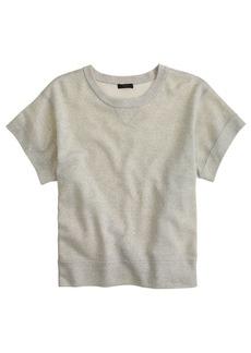 Reversible lightweight merino wool sweater
