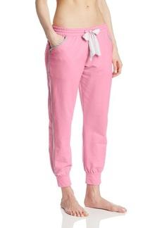 Kensie Women's Crop Pajama Pant