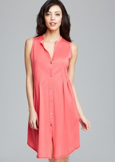 Hanro Nightgown - Button Front Tank