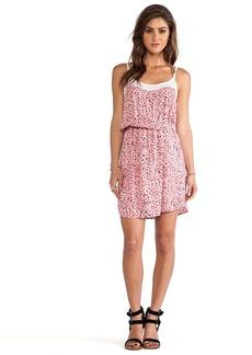 Splendid African Wildflower Dress in Pink