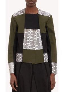 Proenza Schouler Patchwork Jacket