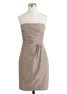 Selma dress in silk taffeta