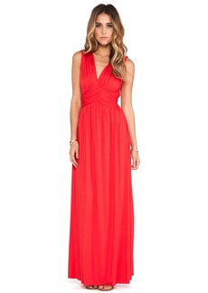 Rachel Pally Elizabeth Dress in Red