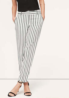 Tall Striped Summer Pants in Julie Fit