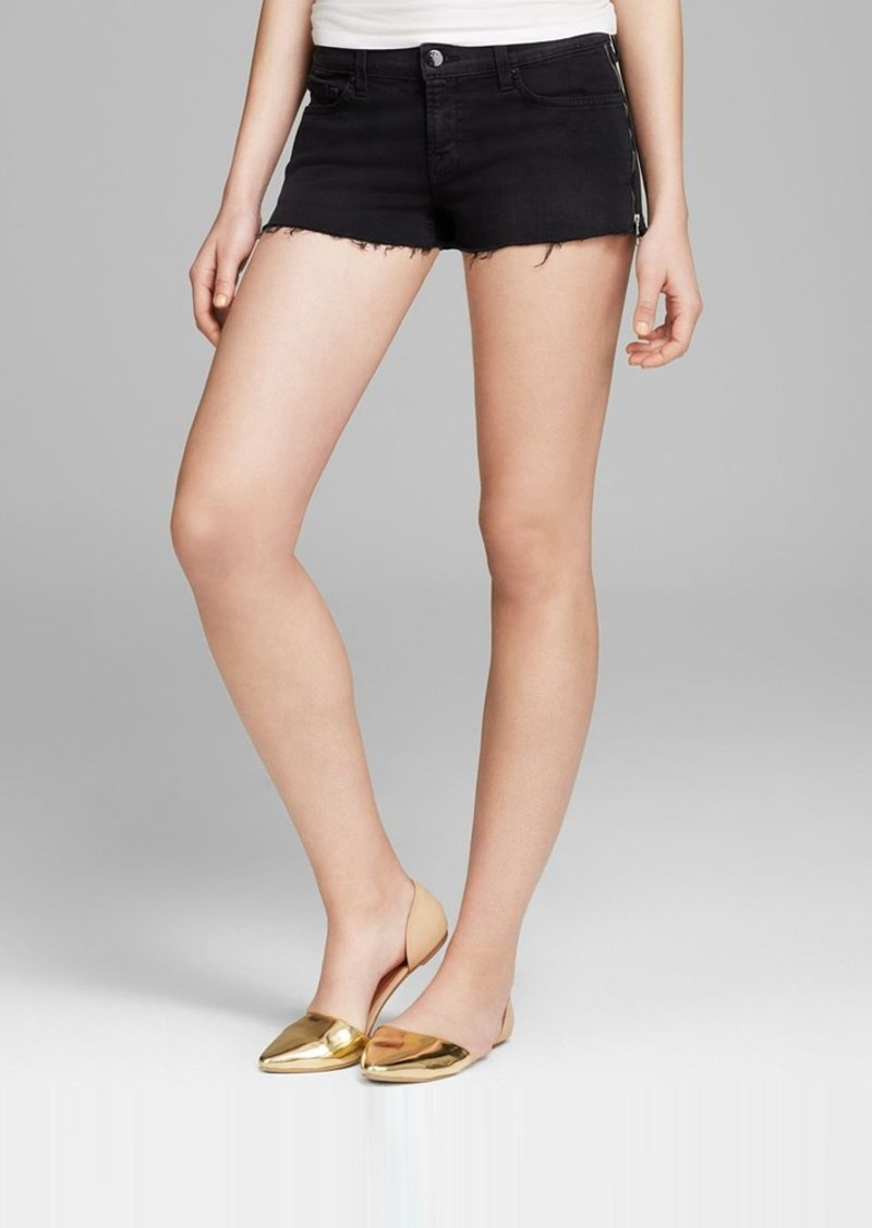J Brand Shorts - Rita Cutoff in Alley Cat