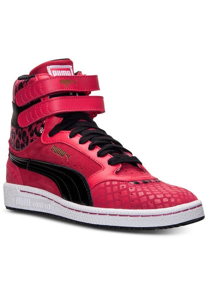 High Top Puma Go F Shoes