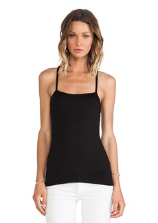 Rachel Pally Convertible Tank in Black