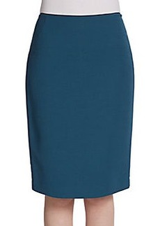 Lafayette 148 New York Revelin Knit Pencil Skirt