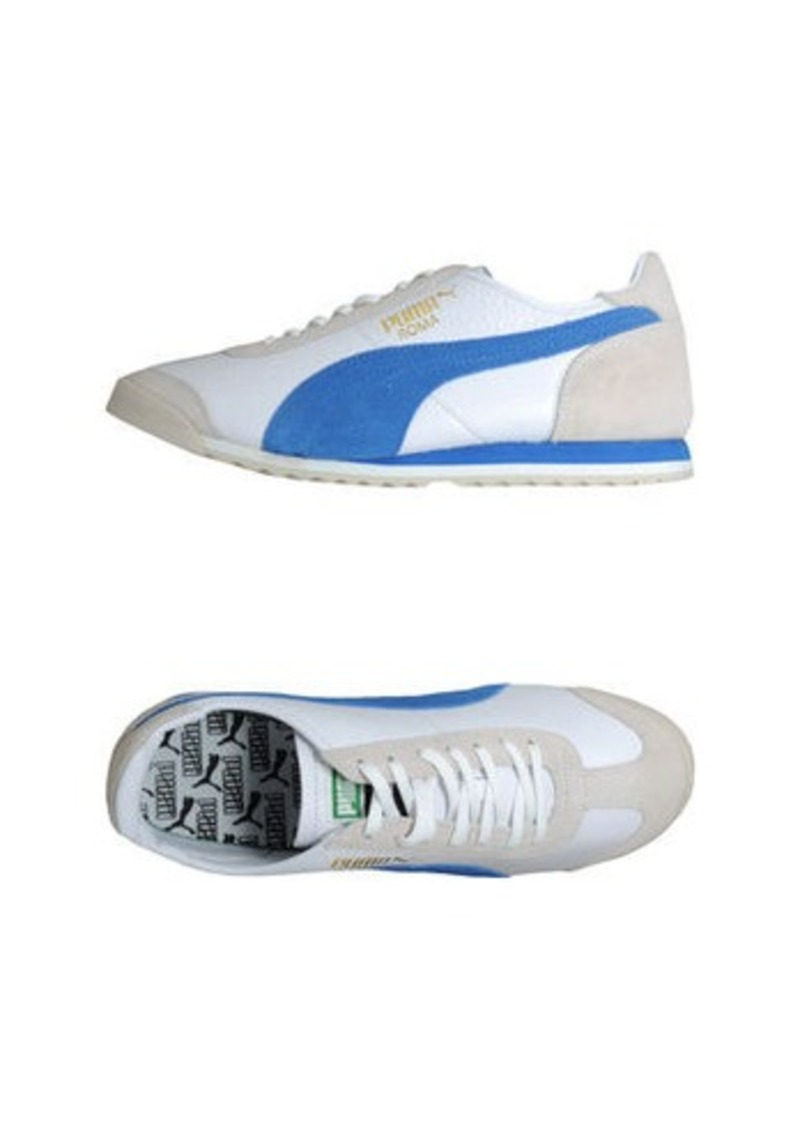 Puma 96 Hours Low Tops Shop It To Me All Sales In
