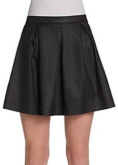 French Connection Judy Jegs Pleated Skirt