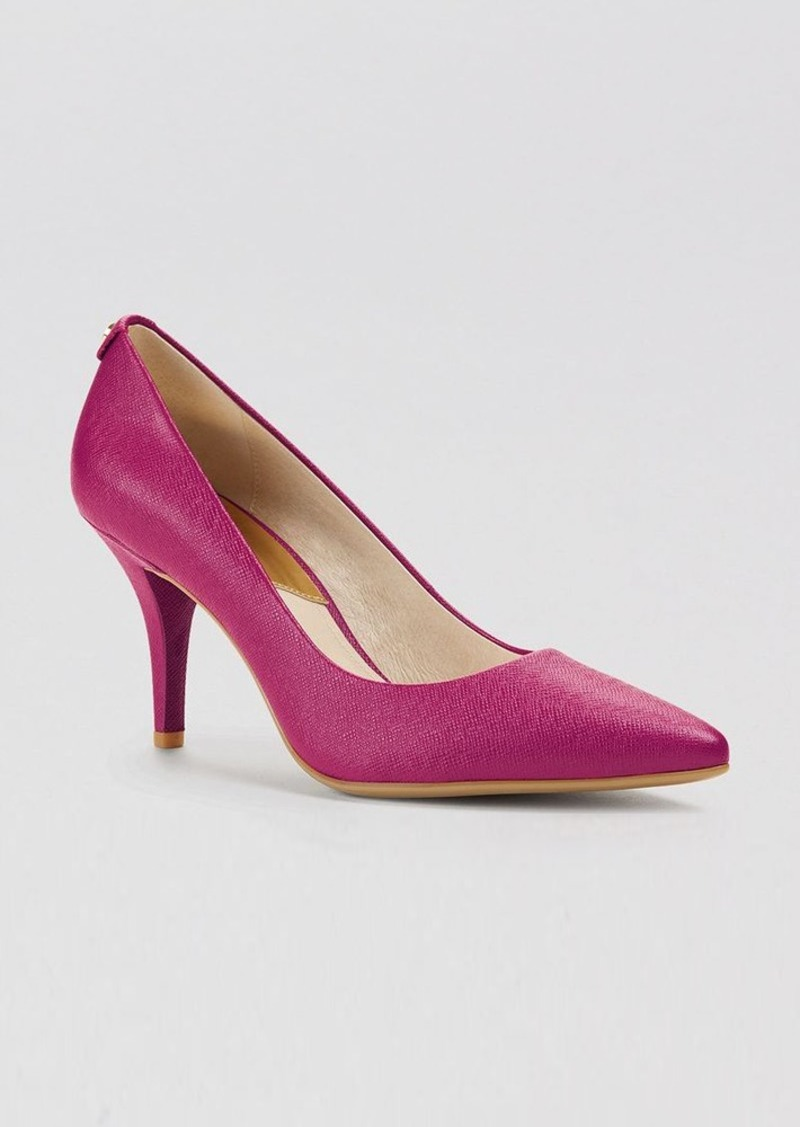 MICHAEL Michael Kors Pointed Toe Pumps - MK Flex