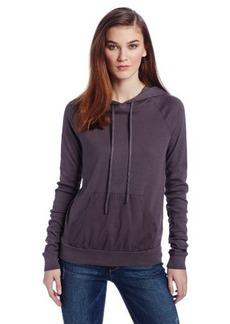 Three Dots Women's Long-Sleeve Hoodie Sweatshirt