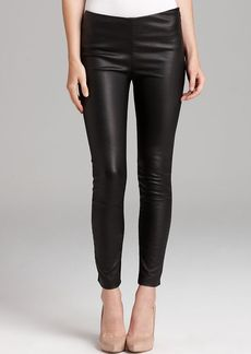 Catherine Malandrino Leggings - Leather & Ponte