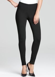 Lafayette 148 New York Contour Seamed Slim Pants