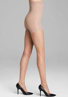 Donna Karan Hosiery The Nudes Collection High Waist Toner Tights