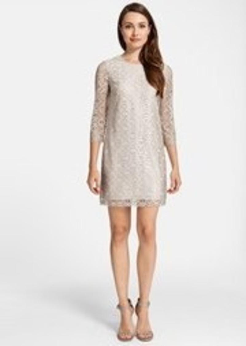 Cynthia Steffe 'Vida' Lace Shift Dress
