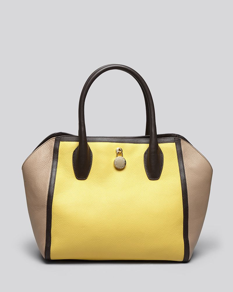 furla tote olimpia small colorblock shop it to me all sales in one place shop it to me. Black Bedroom Furniture Sets. Home Design Ideas