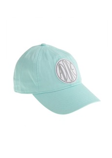 Adoré patch baseball cap