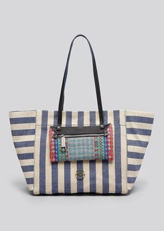 Rafe New York Tote - Kathleen Jute Open