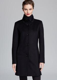 Calvin Klein Coat - Loose Fit Collared