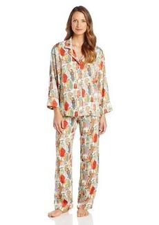 Natori  Women's Dynasty Ch Pyjama