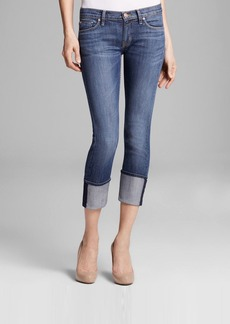 Hudson Jeans - Muse Skinny Crop in Hackney