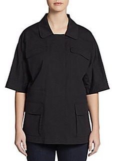 Lafayette 148 New York Pamela Safari Jacket
