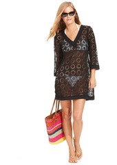 Kenneth Cole Reaction Laser-Cut Cover Up