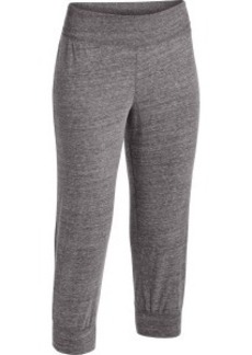 Under Armour Charged Cotton Legacy Capri - Women's