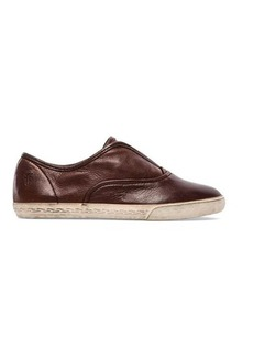 Frye Mindy Slip-On Sneaker in Wine