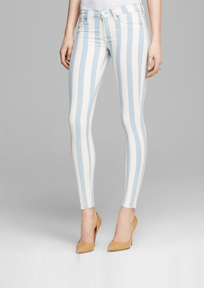 Hudson Jeans - Krista Super Skinny in Liberated