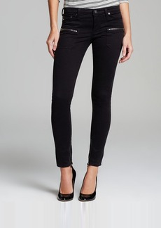 AG Adriano Goldschmied Jeans - The Harlow Skinny in Super Black