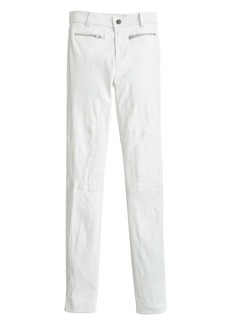 Collection leather motorcycle pant